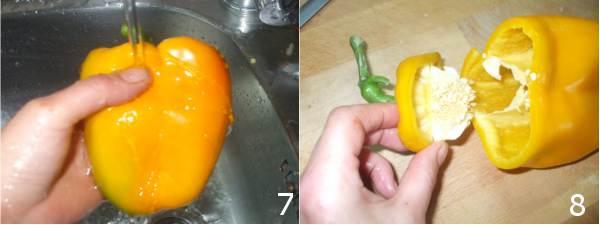 ricette peperoni ripieni