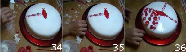 torta passo passo