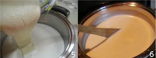 ricetta crema pasticcera