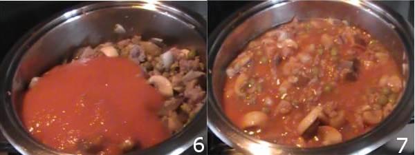 primi piatti con funghi