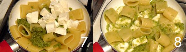 pasta-con-mozzarella