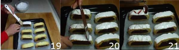 biscotti con cacao
