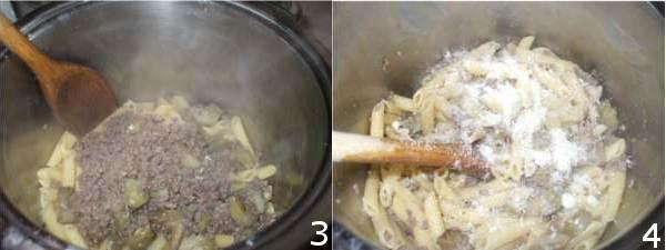 primi piatti con carciofi