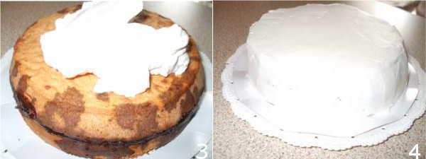 torta con cialda