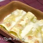 Cannelloni in bianco con patate