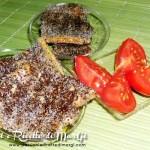 Pancetta fresca ai semi di papavero