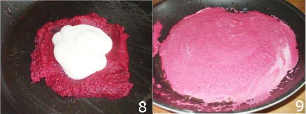 primi piatti con rape rosse