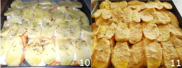 patate e zucca
