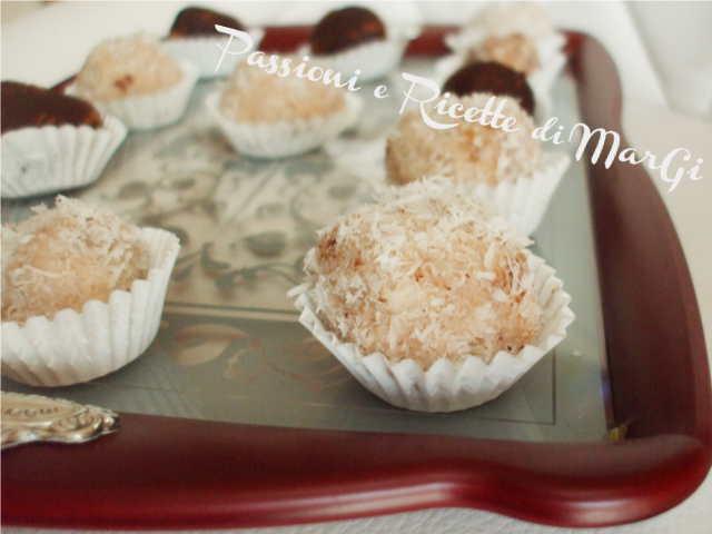 dolcetti cocco e nutella