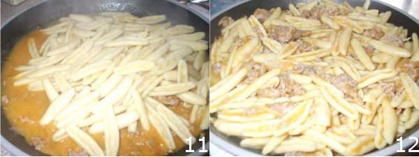 ricette con salsiccia