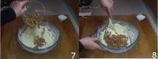 biscotti con mandorle 7 8