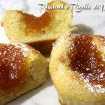 Tortine con marmellata di abicocche