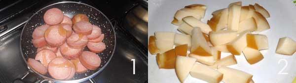 ricette-wurstel