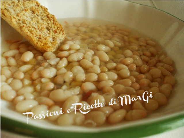 cuocere i fagioli secchi