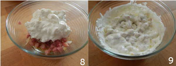 ricette pasta yogurt greco