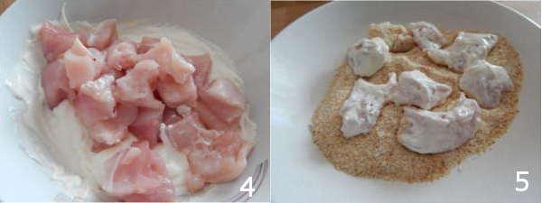 ricette petto di pollo 4 5