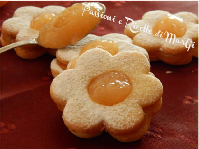 Biscotti Occhio Di Bue Ricette Di Margipassioni E Ricette Di Margi