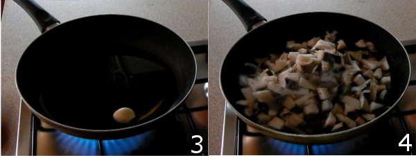 piatti con funghi cardarelli
