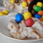 Nidi di Pasqua al cioccolato bianco