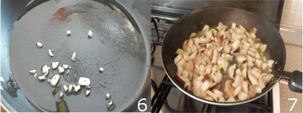 ricette con funghi cardoncelli