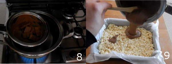 cioccolato bianco ricette
