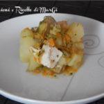 petto di pollo carciofi e patate