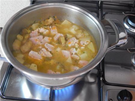 ricetta petto di pollo carciofi e patate