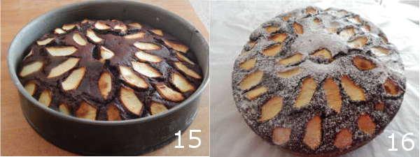 ricetta torta di mele e cioccolato