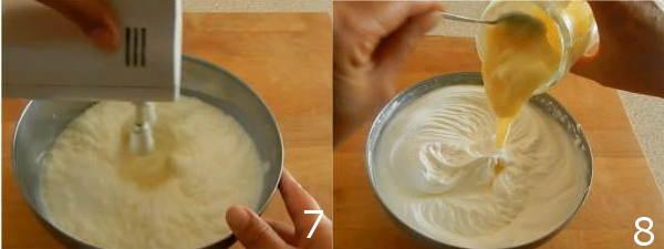 ricetta cheesecake 7 8