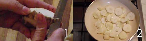 pulire-il-topinambur