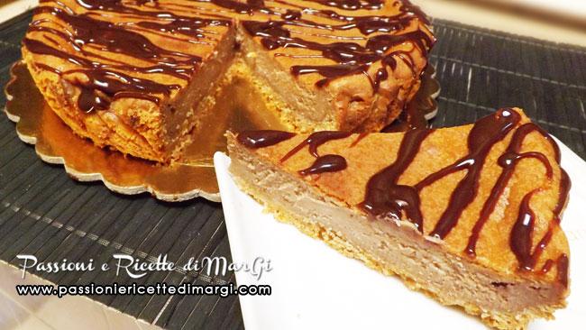 torta robiola e cioccolato