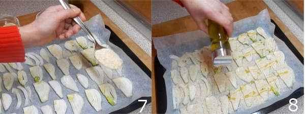 finocchi al forno senza besciamella 7 8