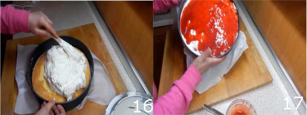torta con fragole 16 17