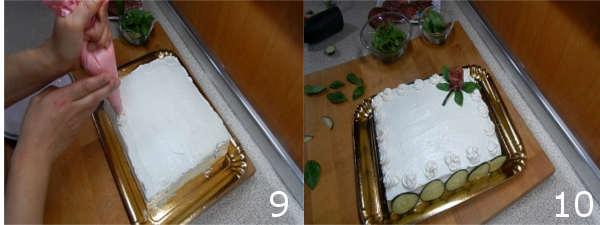 torta con tramezzini 9 10
