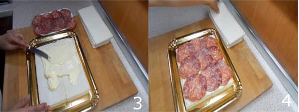 torta senza cottura 3 4