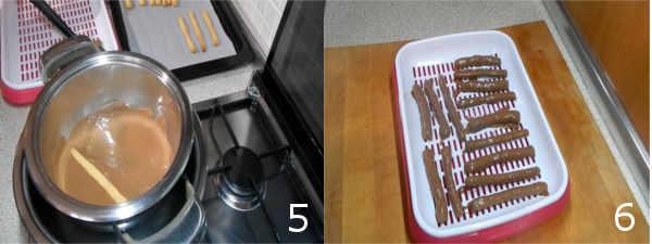 biscotti al cioccolato ricetta 5 6