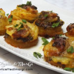 torrette di patate al parmigiano