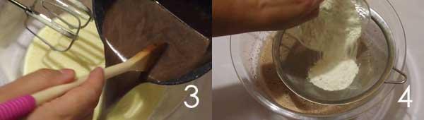 torta-pere-e-cioccolato-preparato-al-cioccolato