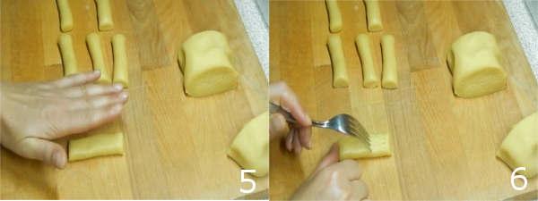 ricetta biscotti senza burro 5 6