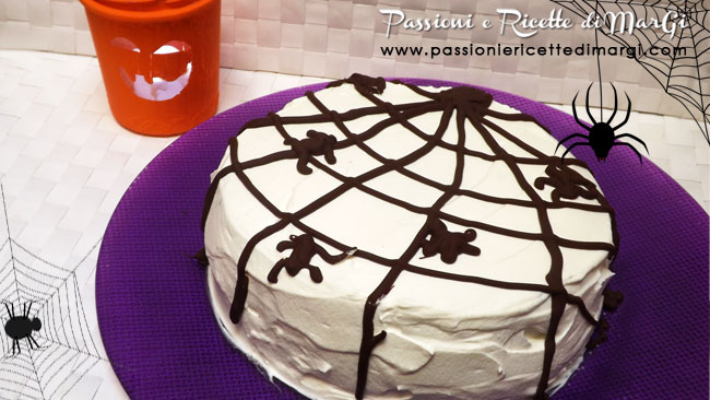 torta-ragno-di-halloween