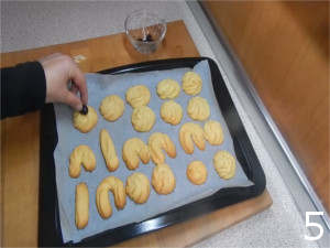 ricetta frolla per biscotti 5