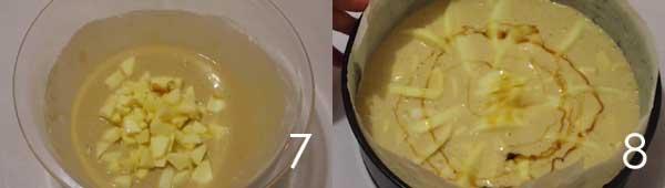 torta-di-mele-senza-zucchero-decorazione