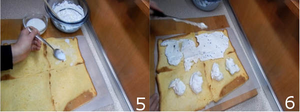 tronchetto con pandoro 5 6