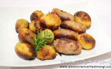 Patate novelle in padella