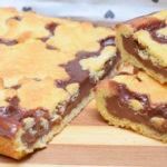 crostata di stelle panna e cioccolato