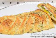 Pasta sfoglia asparagi e uova