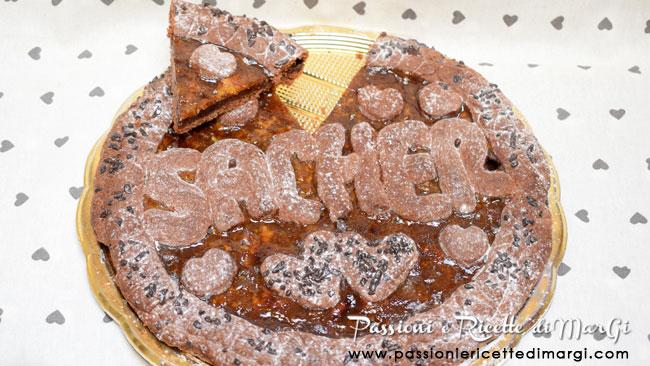 crostata sacher