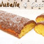 torta nutella cocco